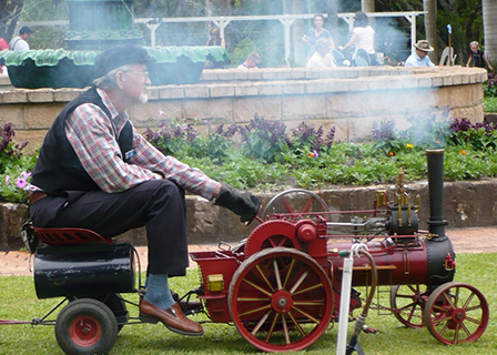 History of Steam (1800 - 1900) -