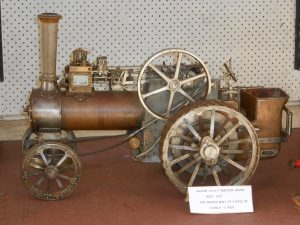Phil's 1/8th scale Traction Engine
